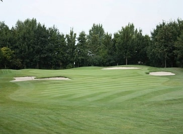 Haagse Golfvereniging Leeuwenbergh in The Hague