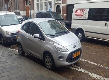 Helm autoverhuur in The Hague