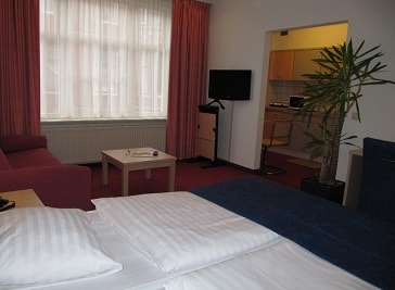 Hotel Maurits in The Hague