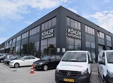 Kohler Autoverhuur in The Hague