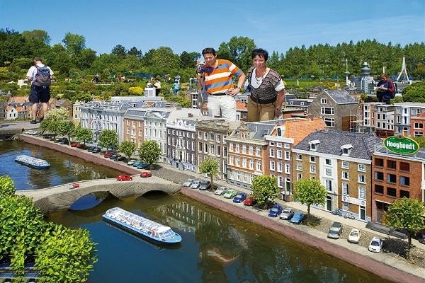 Madurodam in The Hague