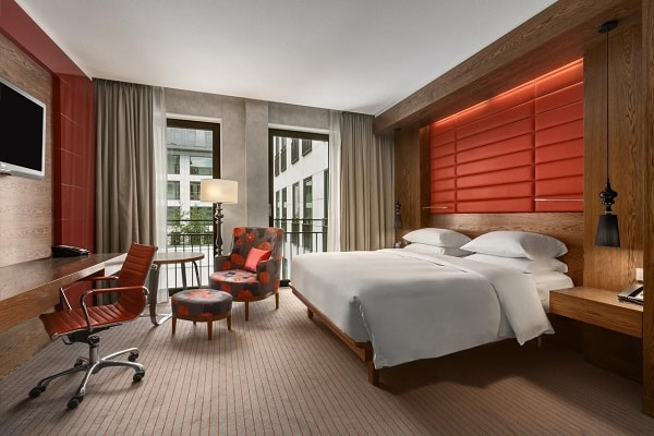 Places to stay in The Hague
